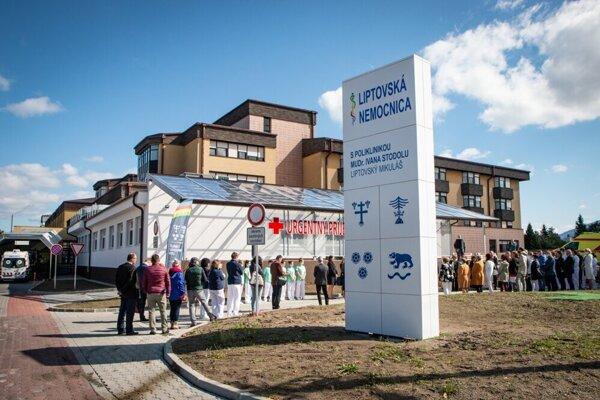 Nemocnica v Liptovskom Mikuláši