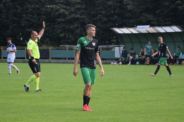 Michal Lajš zostrelil Tvrdošín hetrikom. Útočník Stráňav strelil už 11 gólov a je druhým najlepším strelcom IV. ligy.