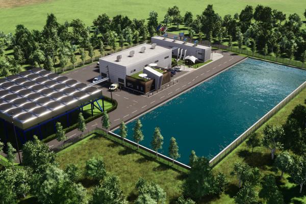 Ako vyzerajú geotermálne elektrárne vo svete.