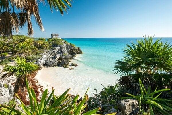 Z takmer päťsto pláží v Mexiku vyberáme tie najkrajšie
