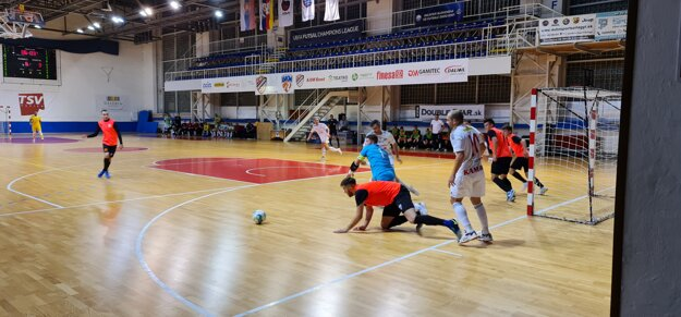 Zo zápasu Mimel - Pinerola