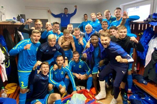 Futbalisti Šale v Lednických Rovniach natiahli víťaznú sériu.