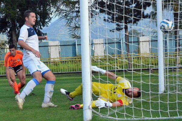 Marko Repáň strelil obidva góly Martina.