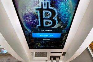 Cena bitcoinu sa zvyšuje.