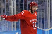 Kovalčuk by mal byť neoficiálnym kapitánom ruského tímu.