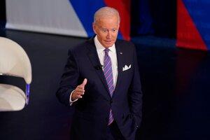 Prezident Biden.