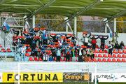 Obnovený fanklub je zatiaľ najpozitívnejším bodom sezóny 2021/22 pre Zlaté Moravce.