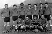Jedna z najstarších snímok futbalistov ŠK Belá.