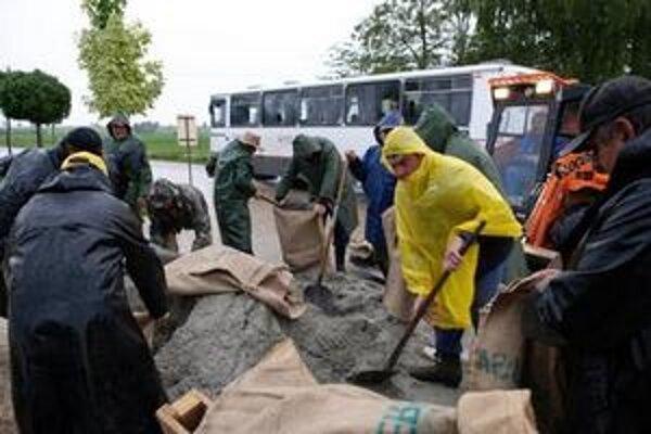 Nakjkritickejšia situácia v Nitrianskom kraji je v obci Hul.