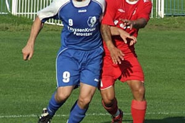 V dueli Šamorín - Sereď (2:0) skóre otváral domáci kanonier Ivan Buchel. Bol to jeho 24. gól v sezóne.