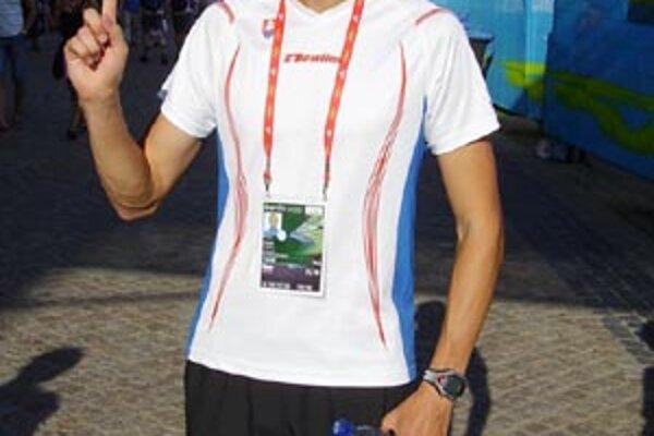 Chodec Matej Tóth získal ďalší veľký úspech vo svojej kariére.