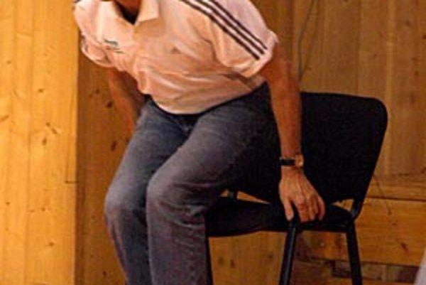 Skončí Peter Kalný na trénerskej stoličke v Nitre?