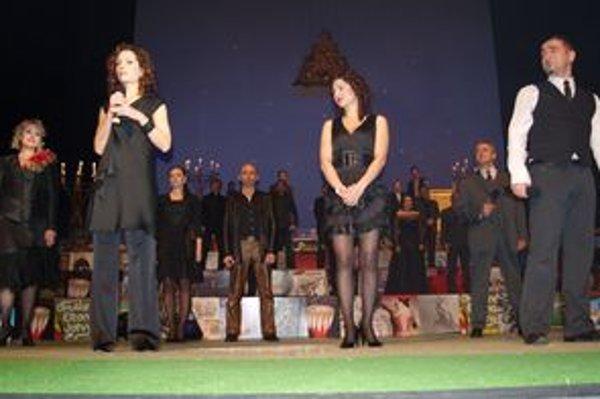 Galakoncert k 60. výročiu DAB pripravili súčasní aj bývalí herci divadla.