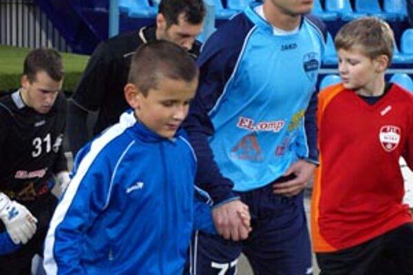 Róbert Rák už dosiahol v sezóne sedem gólov.