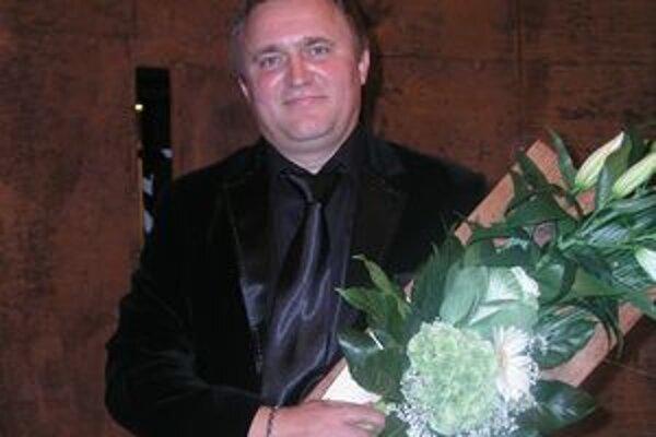 Jevgenij Libezňuk získal Dosky za najlepší mužský herecký výkon sezóny.