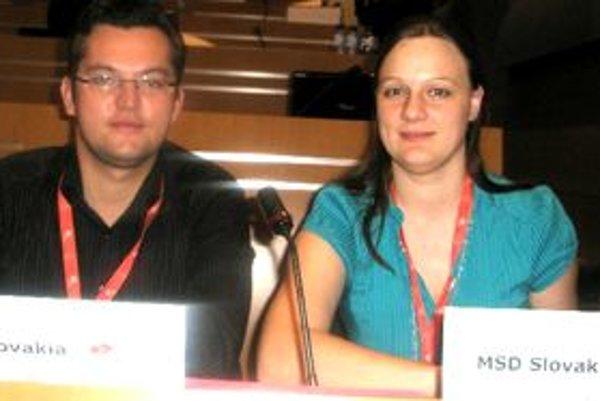 Katarínu Neveďalovú nominovali Mladí sociálni demokrati, je ich viceprezidentkou.