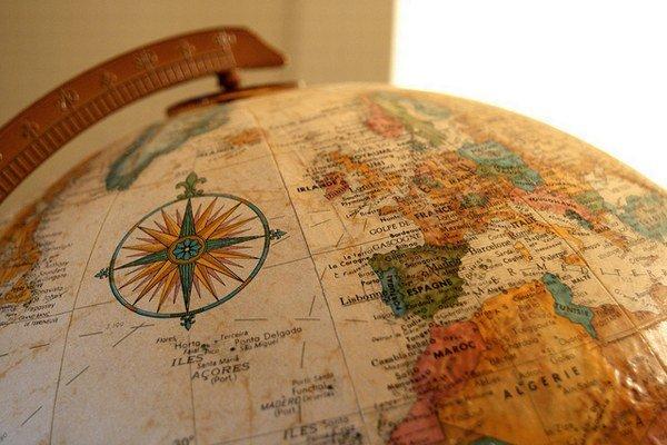 Atlas sveta.