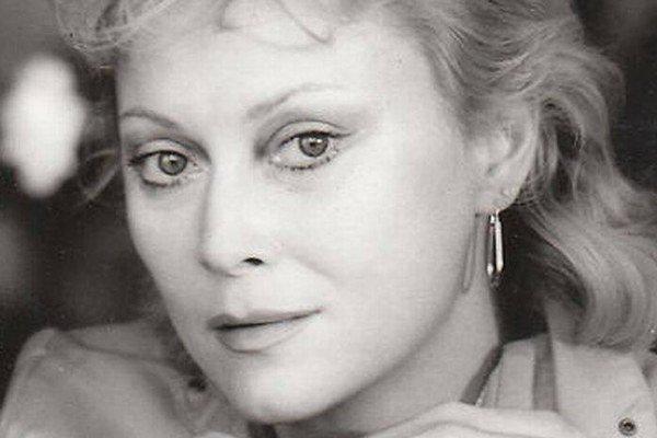 Sylvia Turbová.