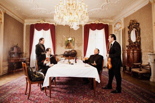 Jánoška Ensemble už hrali aj v Carnegie Hall, teraz budú v Bratislave.