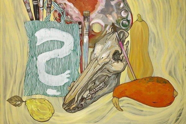 Laco Teren: Rozhovor s J+K o maľbe