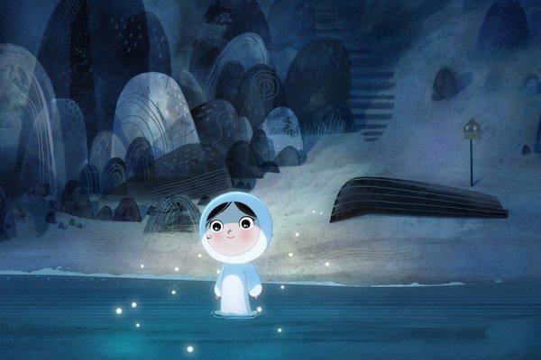Pieseň mora je svet víl a iných bytostí, ktoré by pokojne mohli existovať. Film je už v našich kinách.