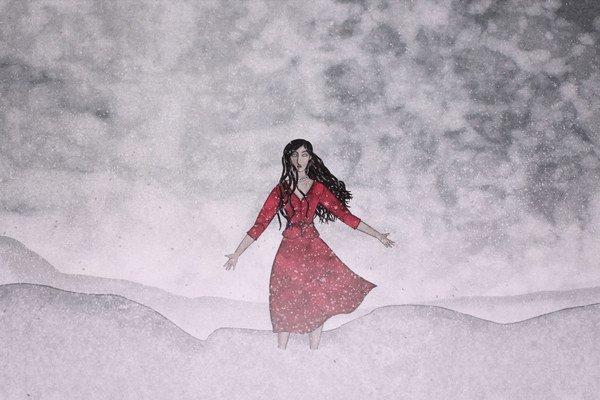 Sneh.