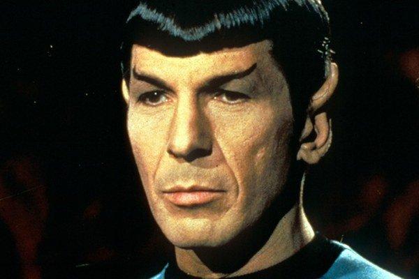 Spock v Star Treku.