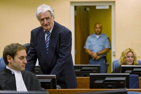 Hrdinom filmu Srbský právnik je Marko Sladojevič. Mal za úlohu obhajovať Radovana Karadžiča. Počas medzinárodného súdu pracoval s miliónmi dokumentov o vojnových zločinoch a stretával sa aj s rodinnými príslušníkmi obetí.