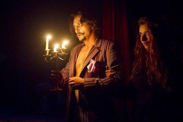 Silná divadelná verzia slávneho románu Michaila Bulgakova Majster a Margaréta.