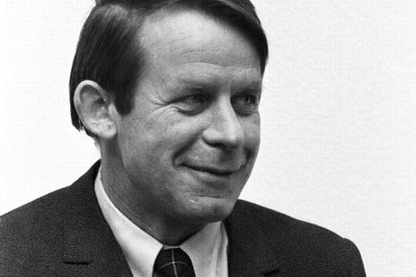 Siegfried Lenz na fotke z roku 1969.