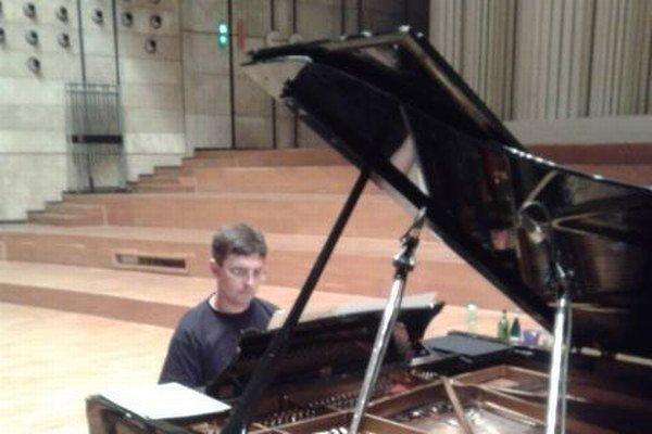 Ivan Šiller skladby zo svojho koncertu nahrá na album.