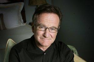 Robin Williams (1951 - 2014).