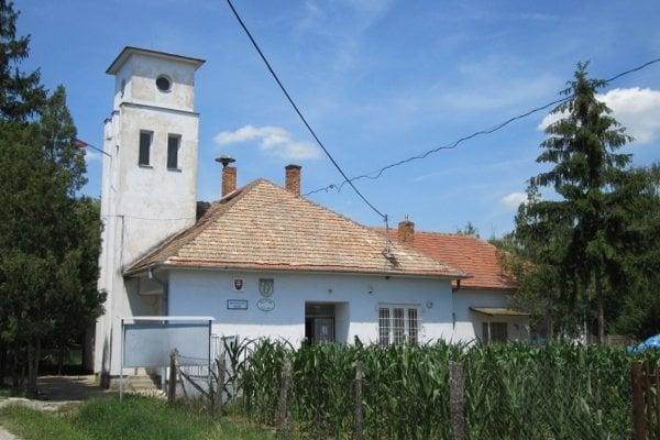 Obecný úrad v Pastuchove.