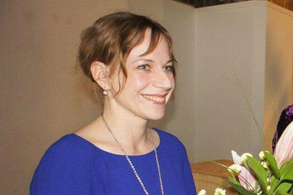 Lucia G. Stachová, kurátorka zbierky moderného a súčasného umenia SNG.