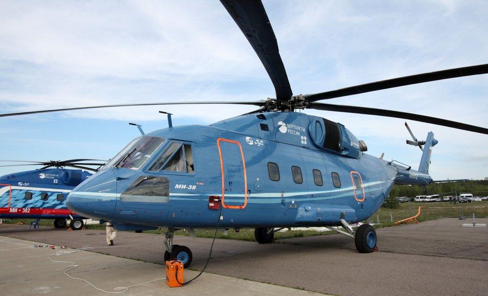 Nový vrtuľník Mi-38 chce byť taký úspešný ako jeho predchodcovia.