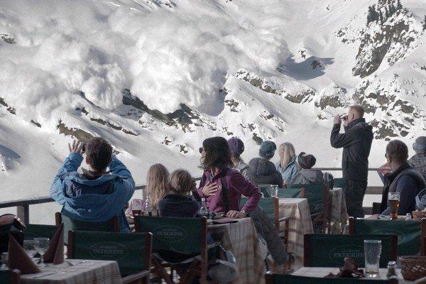 Blíži sa lavína – nakrútime ju?