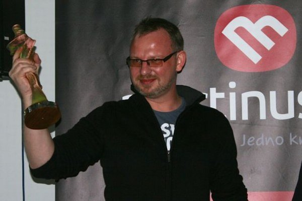 Víťaz súťaže Martinus Cena Fantázie 2013 - Marek Slabej
