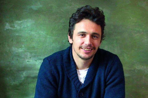 Herec James Franco (35)