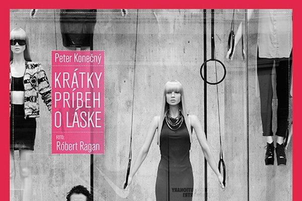 Rovnocenným partnerom básní Petra Konečného sú fotografie Róberta Ragana.