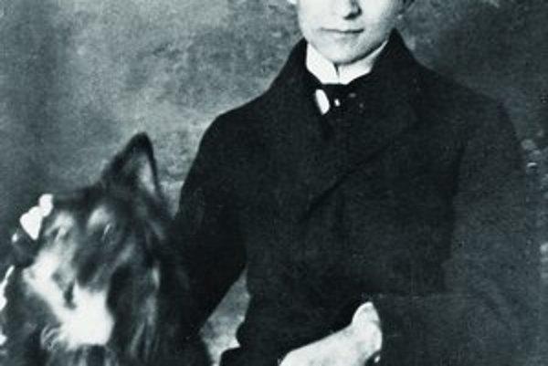 Franz Kafka (3. júl 1883 - 3. jún 1924)