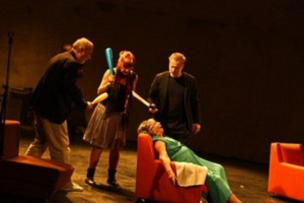 Z predstavenia Edge v Žiline.