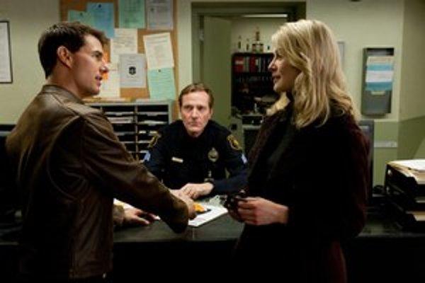 Tom Cruise (vľavo) bol iniciátorom filmu a zahral si aj hlavnú úlohu.