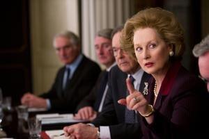 Za úlohu Margaret Thatcherovej dostala Meryl Streepová už sedemnástu nomináciu na Oscara. Zatiaľ ich má len dva.