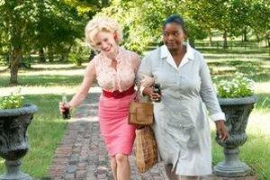 Octavia Spencer je za úlohu vo filme Farba citov nominovaná na Oscara. Jessica Chastain zahrala pojašenú, ale láskavú belošku s veľkým citom.