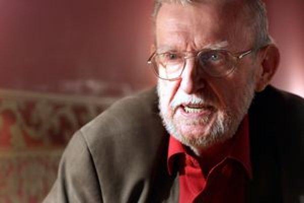 Ľubomír Feldek (1936). Študoval slovenčinu na Vysokej škole pedagogickej v Bratislave, pracoval v Mladých letách, ako pomocný robotník v tlačiarni, v Tesle Orava, v Slovenskom spisovateli, ale väčšinou bol na voľnej nohe. V novembri 1989 bol pri zakladaní
