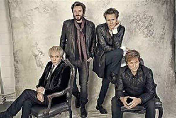 Duran Duran v súčasnej podobe.