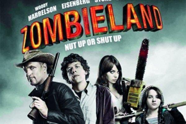 Vďačných divákov majú aj paródie ako Zombieland (2009). Obrovskú popularitu si však získali aj filmy so stovkami útočiacich 'zombíkov', pri ktorých vám tuhne krv v žilách, pričom nejde o žiadne béčkové filmy.
