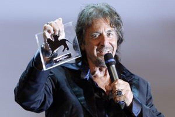 Al Pacino v Benátkach.