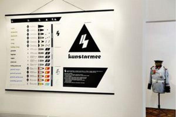 Košická umelecká skupina Kassaboys a jej nový projekt, ktorý môžete vidieť v bratislavskej galérii Krokus.