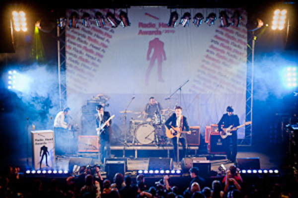 Ceny Radio_Head Awards sa prvýkrát odovzdávali v bratislavskom MMC klube.
